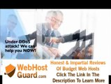 DDoS Protection and Web Hosting