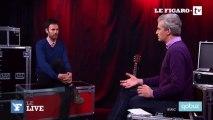 "Piers Faccini fait son ""Live"" au Figaro"