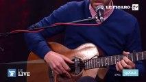 "Piers Faccini interprète ""Down by blackwaterside"" en live"