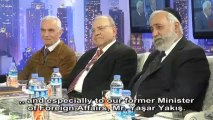Mr. Adnan Oktar's Live Conversation With His Turkish and Israeli Guests on A9 TV (January 20th, 2013)