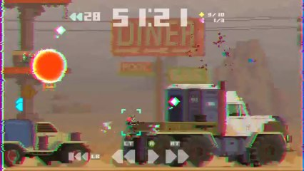 Super Time Force - Xbox One de