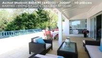 A vendre - maison/villa - BIDART (64210) - 10 pièces - 300m²
