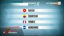 """Mondial au Brésil: """"Une route ouverte vers les quarts pour la France"""""""