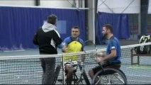 Tennis handisport : 31e championnats de France (Essonne)