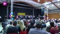 Téléthon 2013 : chorale à l'école Subissi (20B)