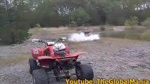 Suzuki Ltz 400 Quad Crash