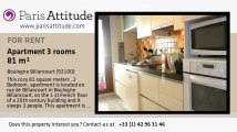 2 Bedroom Apartment for rent - Boulogne Billancourt, Boulogne Billancourt - Ref. 6482