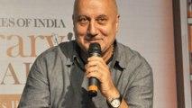Anupam Kher Launches Neeraj Pandey's Book Ghalib Danger !