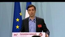 Convention nationale : Alain Fontanel présente les outils de campagne