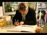 """Reportage France Bleu Mayenne 40 ans du refuge de l'arche et le livre  """"Le Refuge de l'Arche ou l'Empreinte du destin"""""""