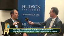 World Leaders Discuss Peace, Religion and Politics - Tevi Troy, Senior Fellow at Hudson Institute, Former Deputy Secretary of United States Dept. of Health