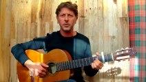 Hécatombe - Georges BRASSENS reprise (guitar & vocal cover) [Au marché de Brive-la-Gaillarde]