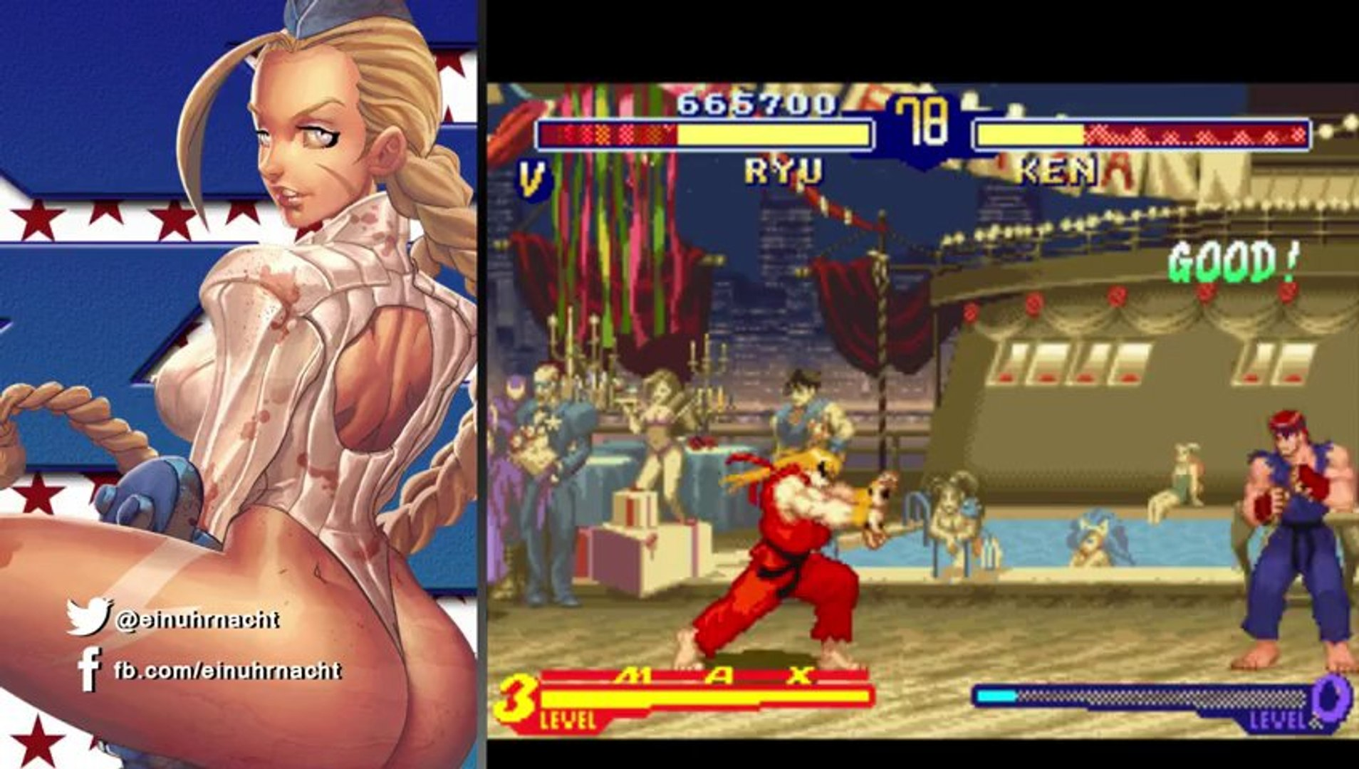 Street Fighter Alpha 2 Part 2 ► Let's Play Street Fighter Alpha 2