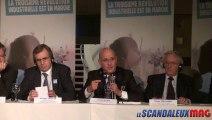 Jeremy Rifkin Conférence de presse World Forum Lille - Web Tv du Scandaleux Mag