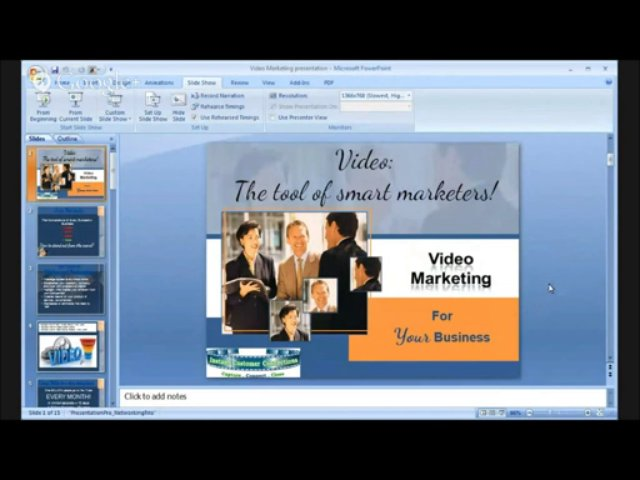 Video Marketing-Why it Works, Why Video Marketing Works