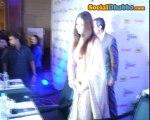 58th Idea FilmFare Awards 2013- Aishwarya Rai Bachchan unveils gold trophy