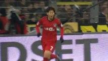 Borussia Dortmund 0-1 Bayer Leverkusen, giornata 15