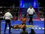 Místico, Volador Jr., La Sombra vs. Mr. Niebla, Negro Casas, Felino - CMLL 2/6/09
