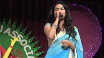 "TRI-STATE TELUGU ASSOCIATION:  30TH ANNIVERSARY: MELODIOUS MOMENTS WITH SUNITHA: ""MAGHAMASAM:"