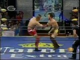 Joe Líder & Nicho el Millonario vs. Jack Evans & Teddy Hart vs. KENTA & Extreme Tiger (Ladder Match) - AAA 12/17/08
