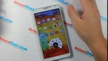 Samsung Galaxy Note 3 N9000 Clone- with AIR Gesture and Eye Control By rida raza khan