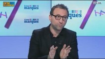 La publicité autour des grandes causes: Frank Tapiro, Valery Pothain dans A vos marques - 08/12 1/3
