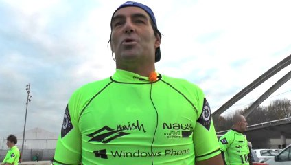 ITW Antoine Albeau Nautic SUP Paris Crossing 2013