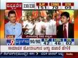 TV9 Live: Delhi, Madhya Pradesh, Rajasthan & Chhatisgarh Assembly Elections 2013 Results - Part 19