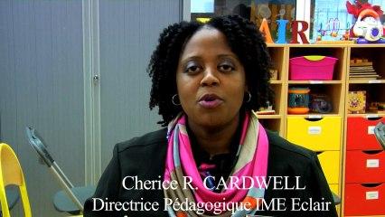 Autisme : Cherice Cardwell  nous parle de l'A.B.A - IME Eclair