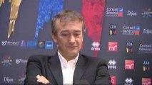 Coup de gueule de Pierre VINCENT à l'issue de Dijon - ASVEL (ProA - Basket)