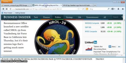 US Spy Agency Boasts Nothing Is Beyond Our Reach With New Logo