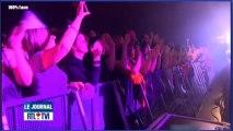 @ObispoPascal - Concert au Wex de Marche-en-Famenne au JT de 13H de RTL TVI // Via 1OO% Fans