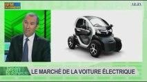 Les chargeurs pour voitures électriques, Gil Souviron, PDG d'IES Synergy, dans Green Business - 08/12 2/4