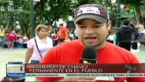 Permanece Hugo Chávez en el imaginario colectivo de venezolanos