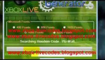 Free XBOX Live Codes - XBOX Live Gold Codes - Daily Updated XBOX 360 Codes