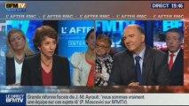 BFM Politique: L'After RMC: Pierre Moscovici répond aux questions de Véronique Jacquier - 08/12 6/6