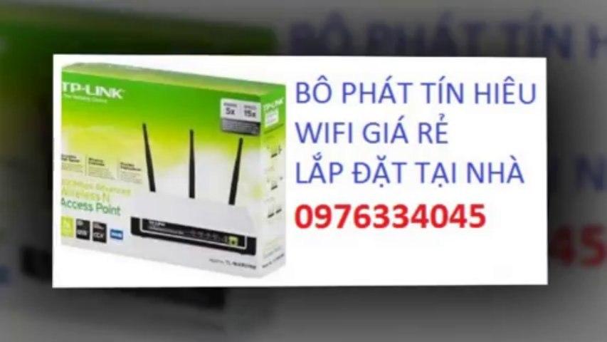 Dịch Vụ Lắp Đặt Wifi Tại Nhà Giá Rẻ 0976334045,Sửa Chữa,Bán Modem | Godialy.com