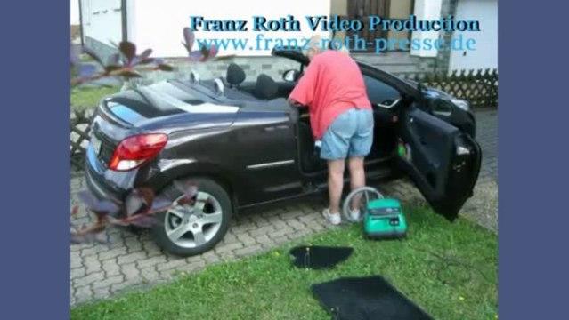 Wagenpflege - Peugeot 207 CC Cabrio -