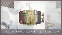 METAL SLUGS HARD BACK CASE COVER FOR HTC SENSATION XE SENSATION
