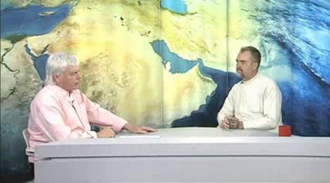 Ken OKeefes Middle East - The Peoples Voice - Guests Gilad Atzmon, Noor Harazeen, David Icke (2/2)