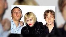 Miley Cyrus Debuts Her Blonde Bob