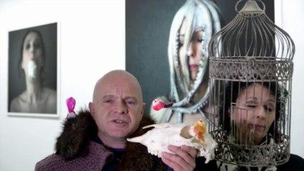 Emmanuelle Brisson expose à la villa pérochon