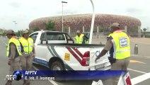 Obsèques de Mandela : le stade de Soweto renforce sa sécurité