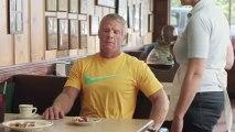 Football - Mike Tyson dans une pub pour Foot Locker
