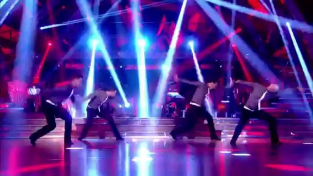 """Strictly Come Dancing Pros - """"Titanium"""""""