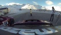 Trophée Andros épreuve de Val Thorens - caméra embarquée Olivier Panis - Mazda 3