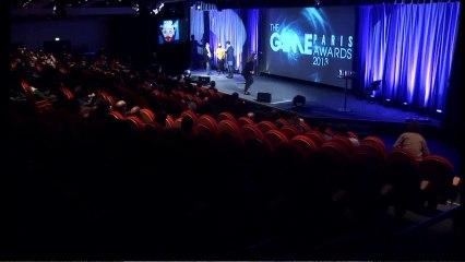 Game Paris - Cérémonie de remise des Ping Awards