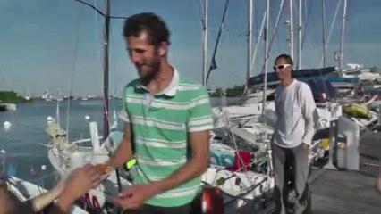 Arrivées de Maxime Sallé et Arnaud Gentien - 8/9 décembre 2013