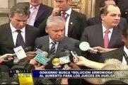 Noticias de las 6: obras en el peaje de la Panamericana Sur acabarán en diciembre