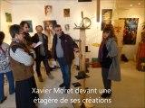 """Expo """"ouverture des ateliers-galeries d'artistes en Loiret 2013 - La Faramine - Mueng sur Loire"""